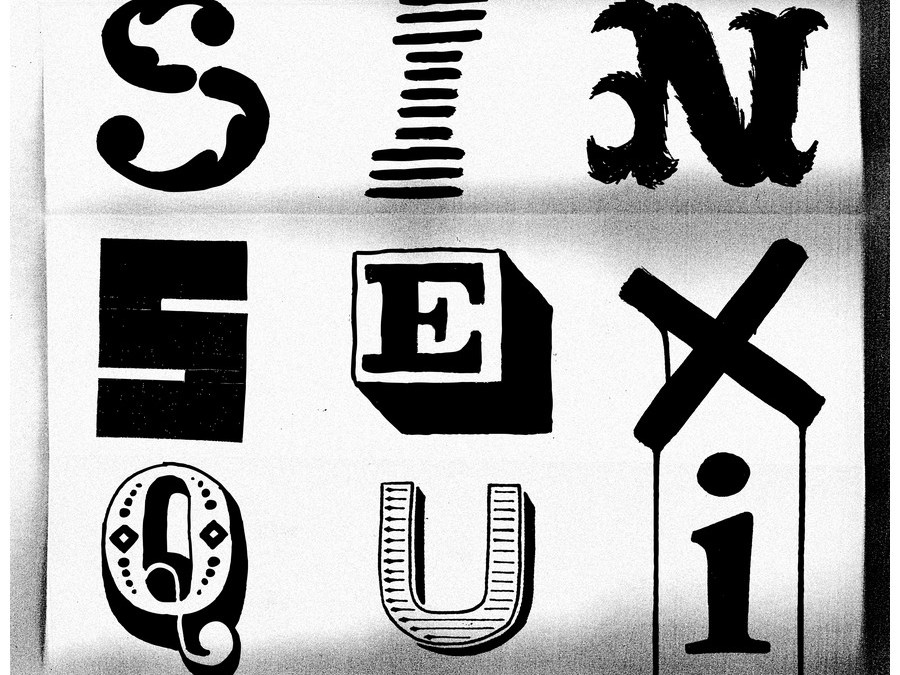 2011 / Dessins Exquis – Slick